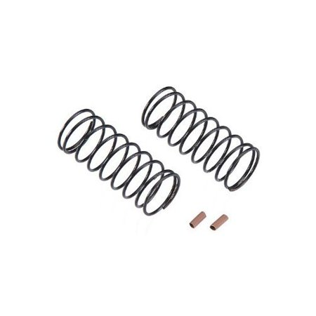 Team Associated 91325 12mm Front Spring, Brown, 2.85-Pound Multi-Colored