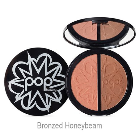 Double Duty Bronzer - POP Beauty Double Duty Bronzer, Bronzed Honeybeam