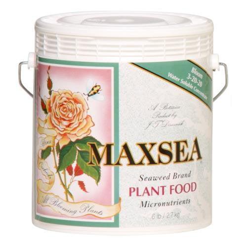 Bloom Plant Food 3-20-20 - 6 lb (4/Cs), Sold on Walmart By Maxsea
