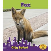 City Safari: Fox (Paperback)
