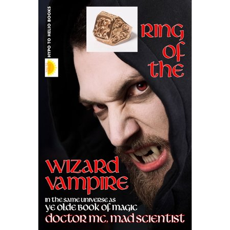 Ring of the Wizard Vampire - eBook