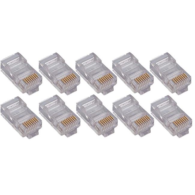 4XEM 4X100PKC5E Network Connector - RJ-45 Cable - image 1 de 1