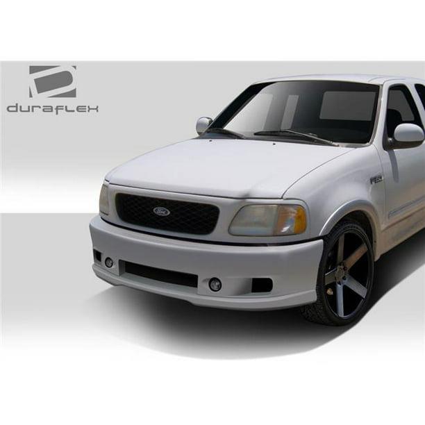 Duraflex 112022 1997 2003 Ford F150 1997 2002 Ford Expedition Bt 1 Front Bumper Cover 44 Signature Black 1 Piece Walmart Com Walmart Com