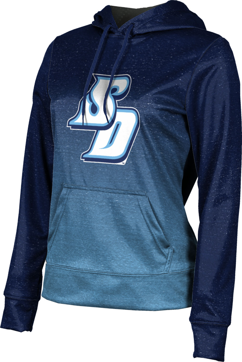 ProSphere Men/'s University of San Diego Ombre Pullover Hoodie USD