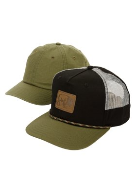 716290845e88b Product Image Men s George Outdoors Inspired 2-pack Cap Set