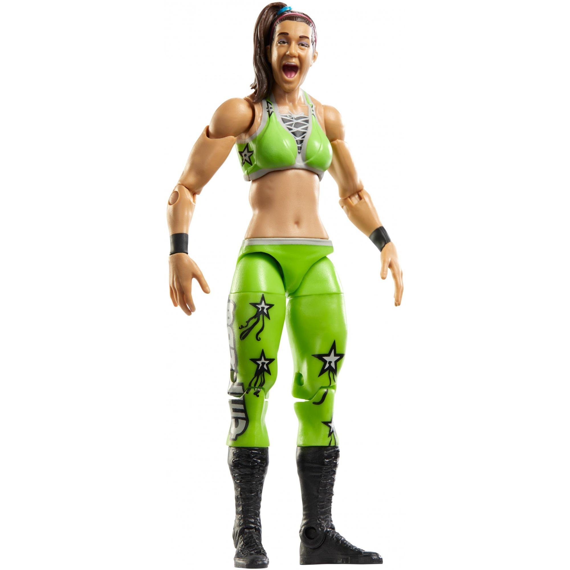 WWE Bayley Action Figure by Mattel