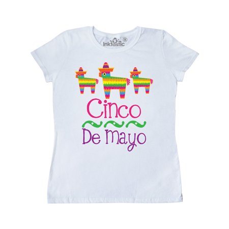 Cute Cinco De Mayo Pinata Women's T-Shirt - Cinco De Mayo Clothing