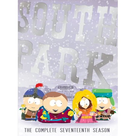 South Park: The Complete Seventeenth Season (DVD) - South Park Fiesta De Halloween