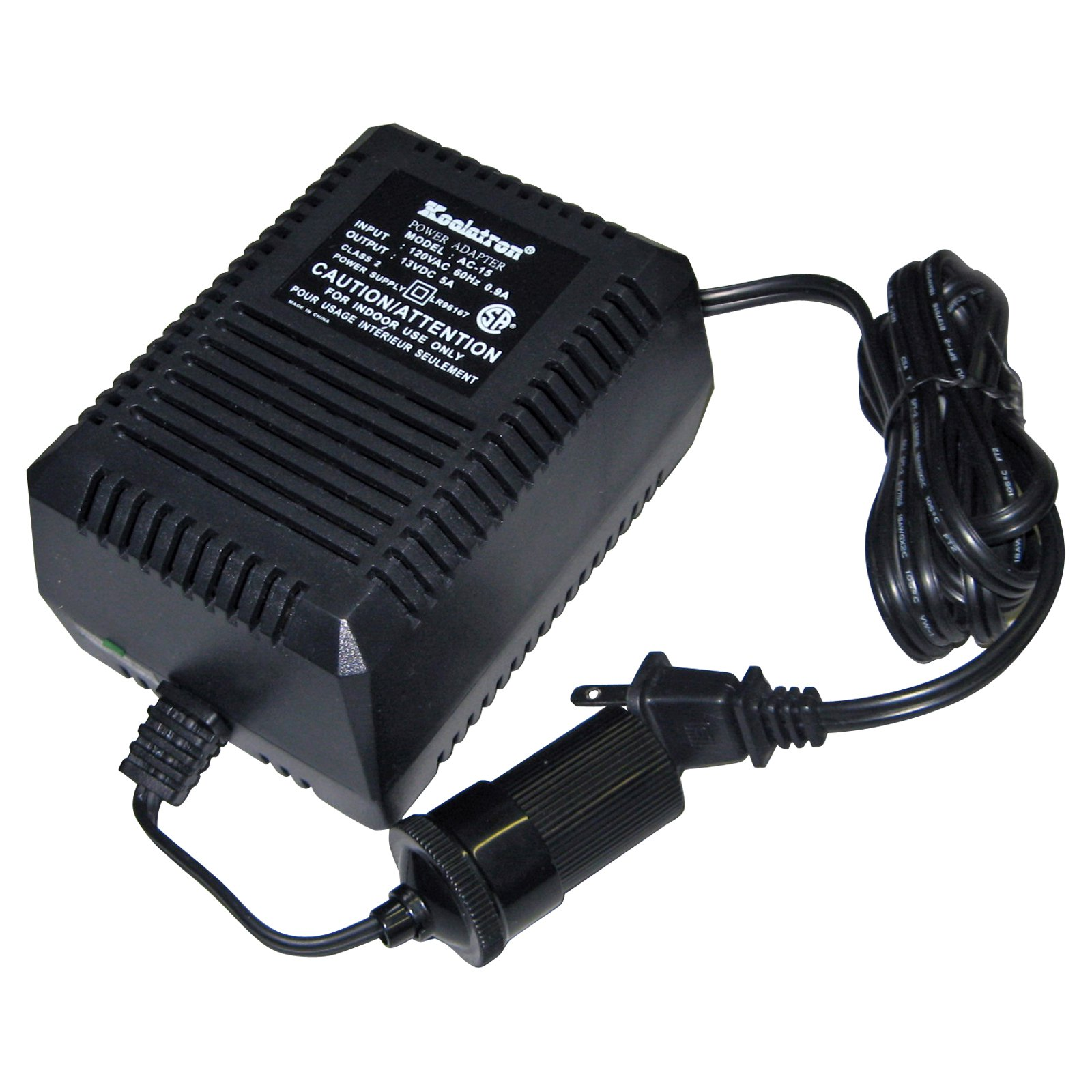 Koolatron Power Adapter