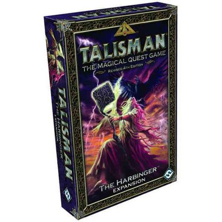 Talisman: The Harbinger Board Game Expansion