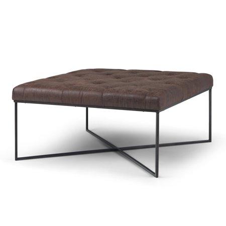 Cool Brooklyn Max Pryor 38 Inch Wide Contemporary Modern Square Machost Co Dining Chair Design Ideas Machostcouk