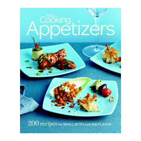 Fine Cooking Appetizers : 200 Recipes for Small Bites with Big Flavor](Fun Halloween Recipes Appetizer)