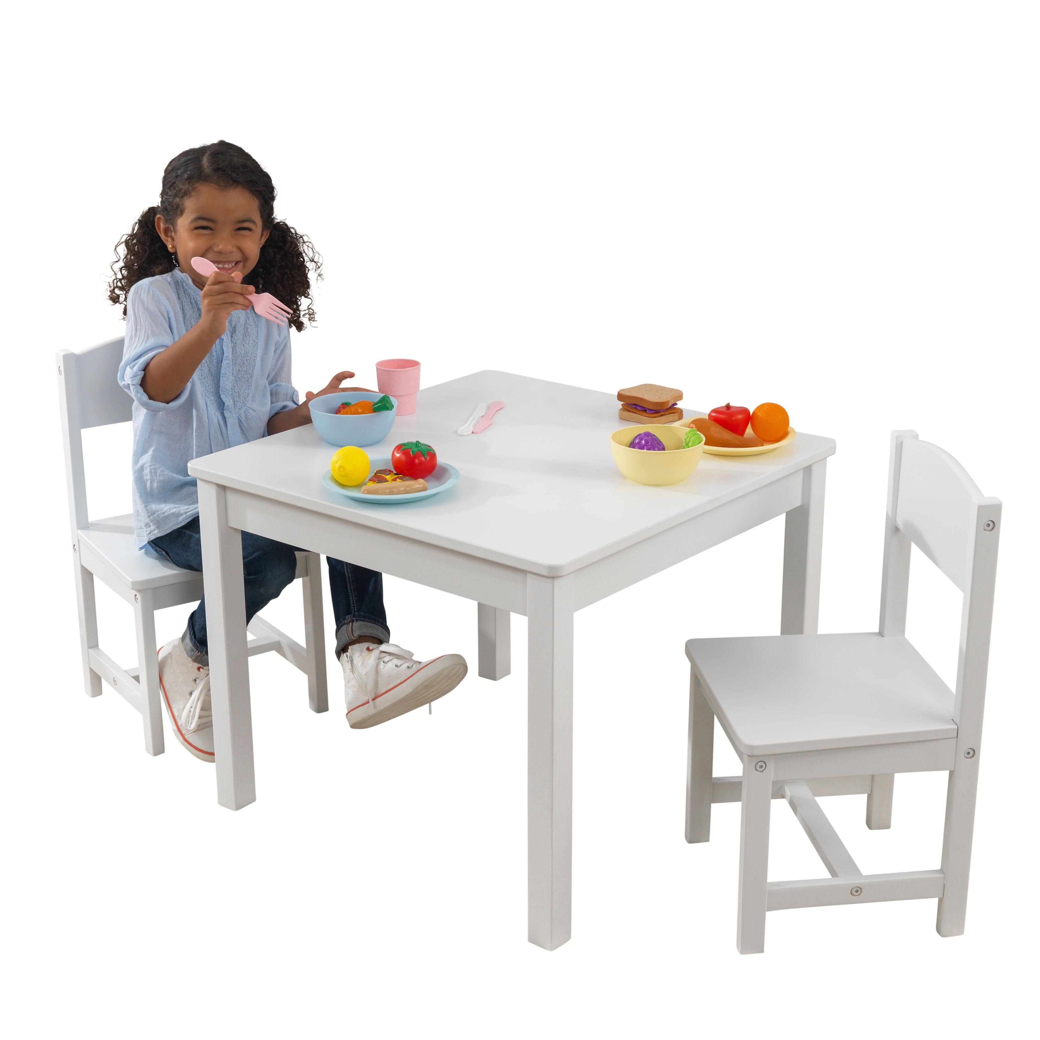 KidKraft Aspen Table & 2 Chair Set, Multiple Colors by KidKraft