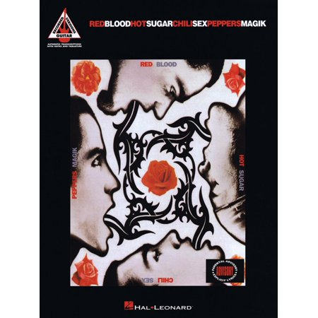 Red Hot Chili Peppers - Blood Sugar Sex Magik (Songbook) -
