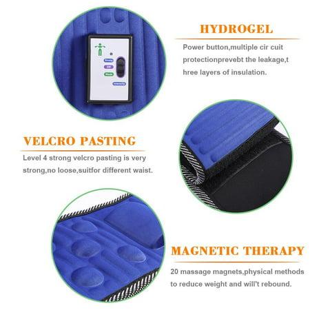 Unisex X5 Electric Slimming Belt Times Vibration Massage Weight