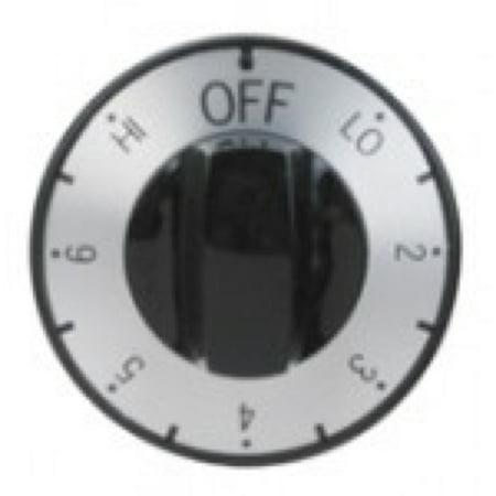 Metallic Control Knobs - Edgewater Parts 5303285939 OVEN KNOB -CONTROL