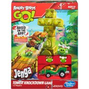 Angry Birds Go! Telepods Jenga Tower Knockdown Game