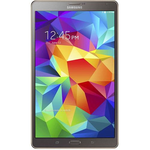 """Samsung Galaxy Tab S 8.4"""" Tablet 16GB Refurbished by Samsung"""