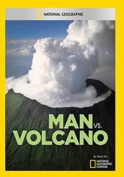 National Geographic: Man v. Volcano (DVD) by Allied Vaughn