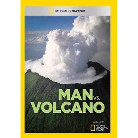 National Geographic: Man v. Volcano (DVD)