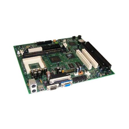 Refurbished-emachinesTrigem Florida-TGSocket 370 motherboard with 2 ISA slots, 2 PCI, on-board audio and video. 2 SDRAM slots. Motherboard only. No manuals, cables or drivers.