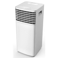 Commercial Cool 8000 BTU Portable Air Conditioner with Remote, White