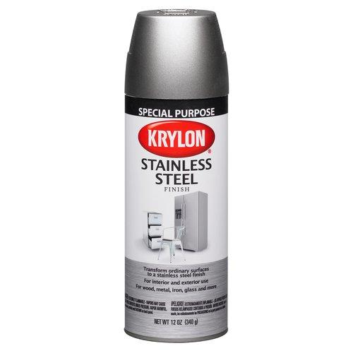 Krylon Stainless Steel Finish Appliance Spray Paint