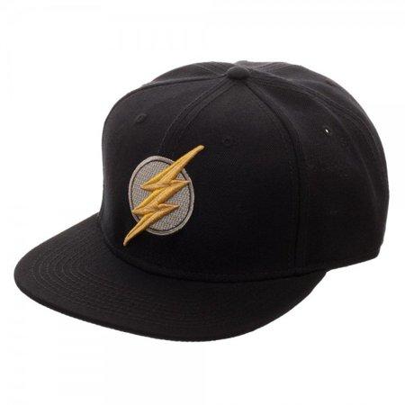 Baseball Cap - Marvel - Core Line Flash Icon Embroidered Snapback New Licensed sb5rv8jlm (Flashing Hats)