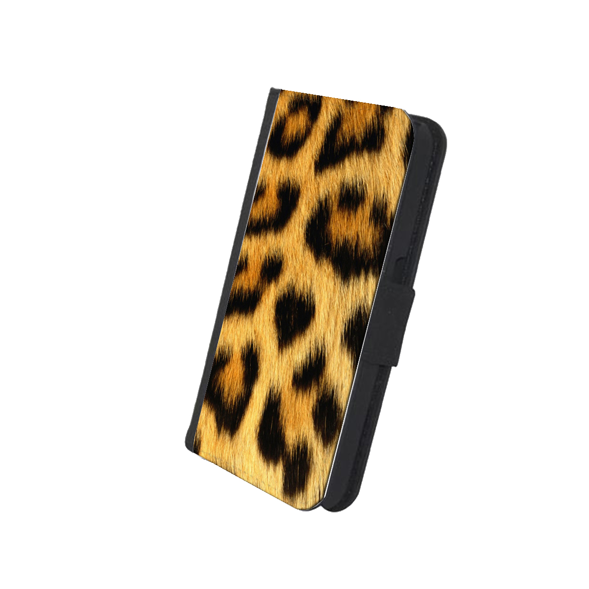 KuzmarK iPhone 6 Wallet Case - Leopard