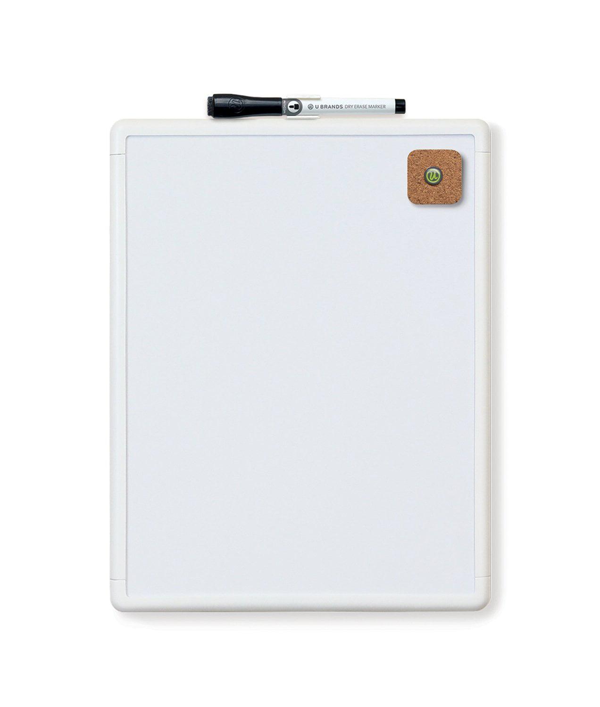 U Brands Contempo Magnetic Dry Erase Board, 8.5 x 11\ by U Brands, LLC