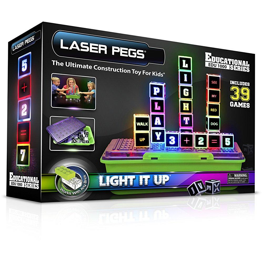 Laser Pegs Education Series Set