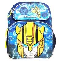 "Transformers Bumblebee Boys 16"" Large School Backpack Book bag"