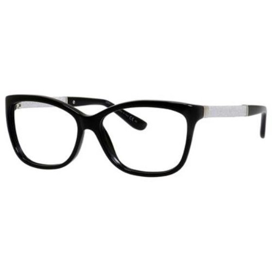 d18c8001c65 JIMMY CHOO Eyeglasses 105 0FA3 Black 55MM - Walmart.com