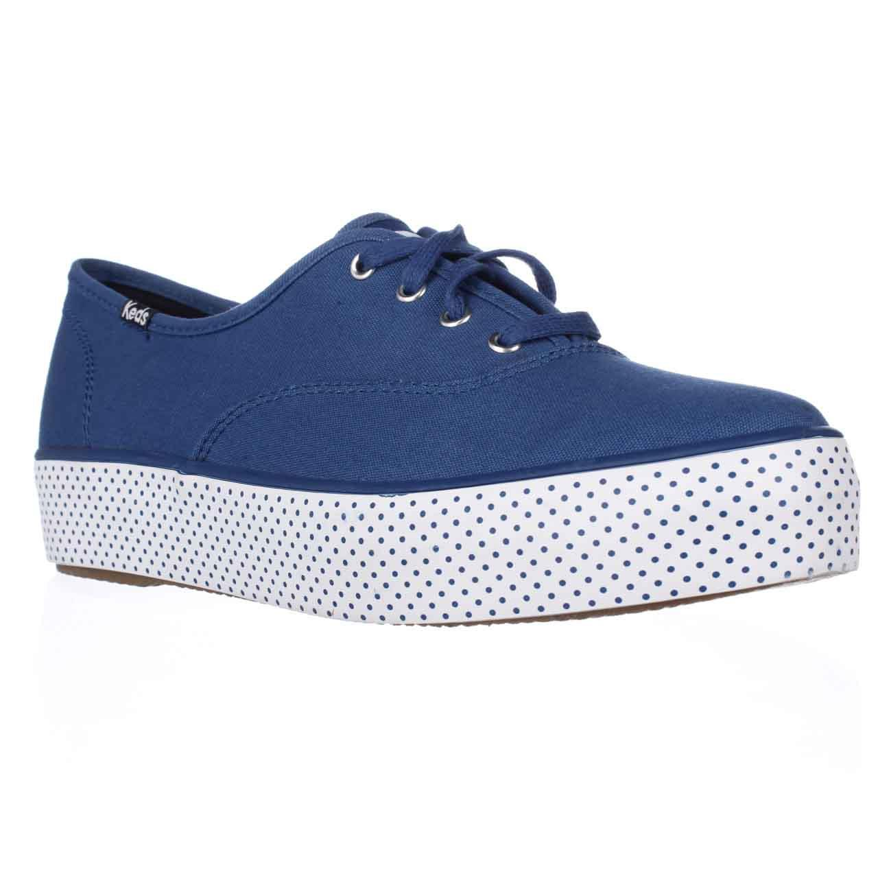 Womens Keds Triple Dot Foxing Platform Fashion Sneakers -...