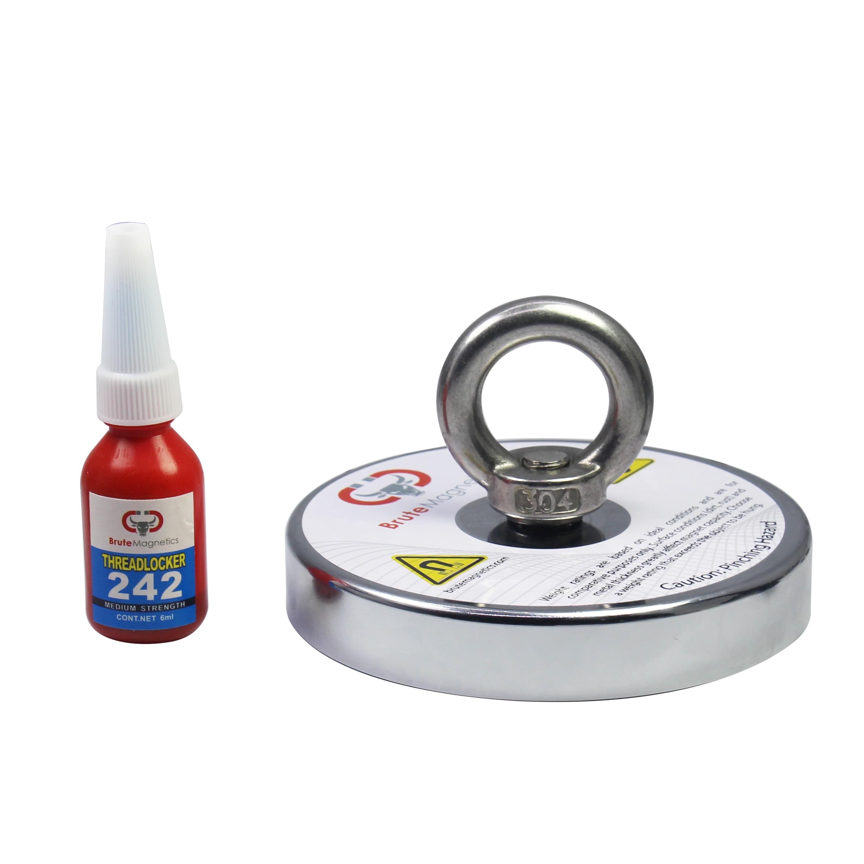 9.8 lb Pull Ring Magnet