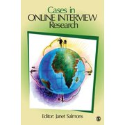 Cases in Online Interview Research - eBook