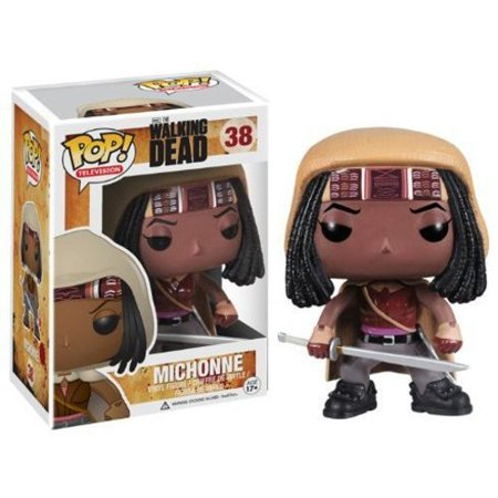 FUNKO Pop! Television The Walking Dead Michonne Vinyl Figure