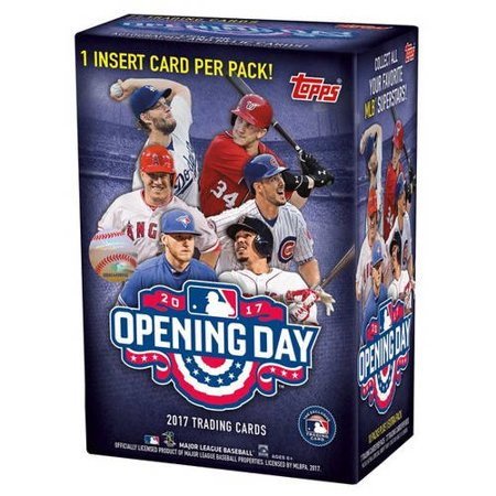 2017 Topps Opening Day Baseball Value Box