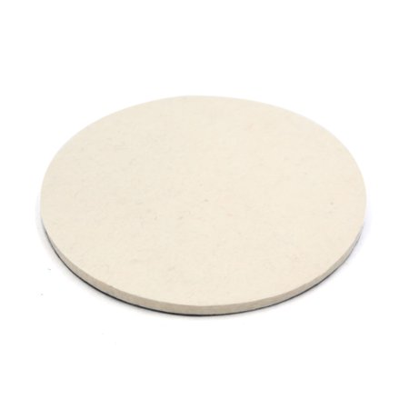 "7"" Dia 9mm Thickness Felt Round Car Buffing Polishing Disc Wheel Pad Off White - image 2 of 2"