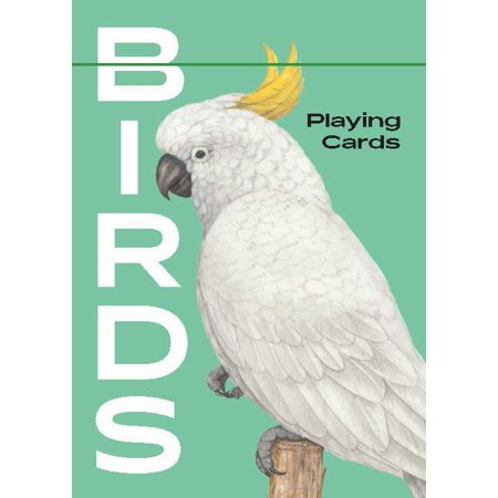 Birds : Playing Cards