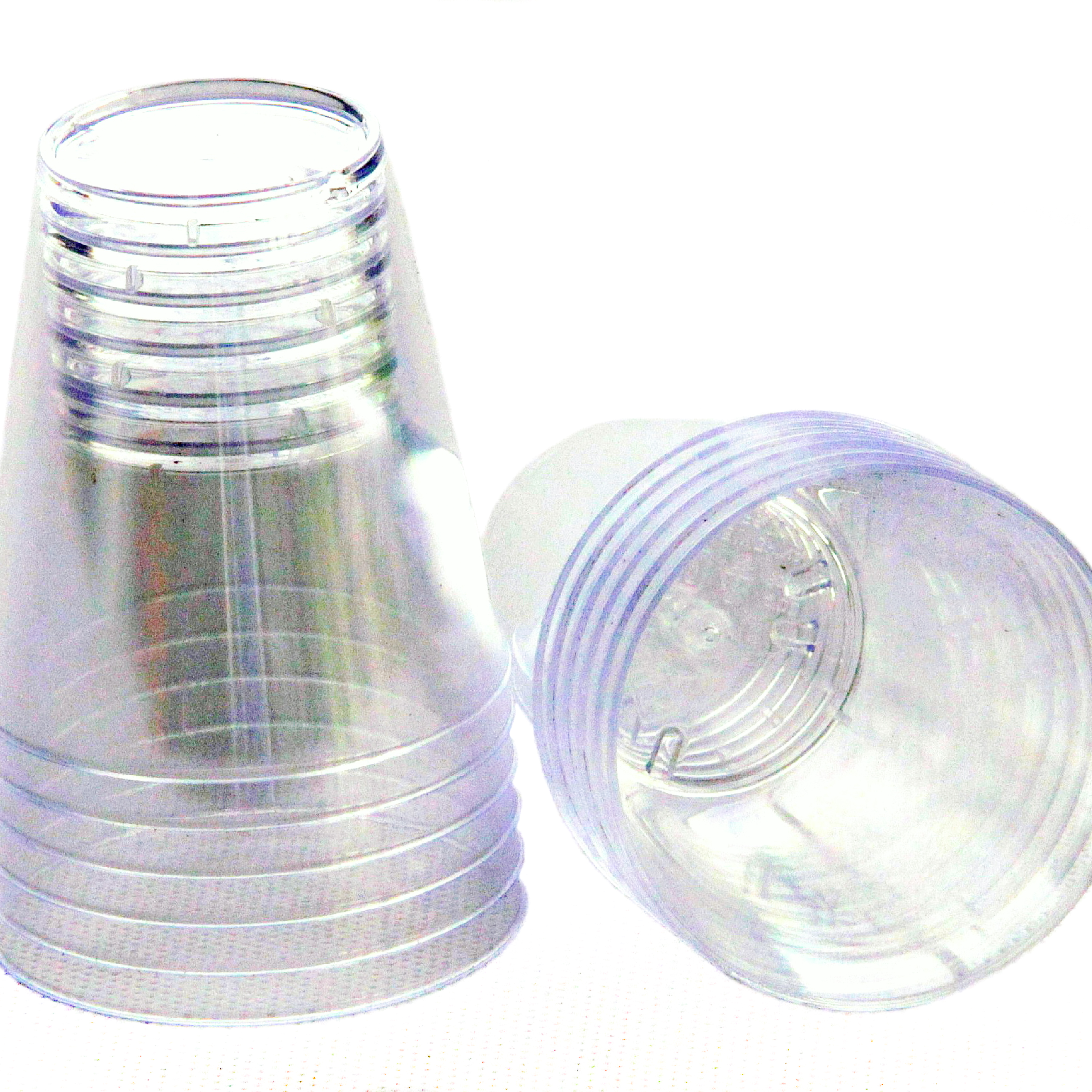 Disposable Measurer Shot Glass 12pk by Chef Craft