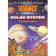 Science Comics: Solar System: Our Place in Space (Hardcover)