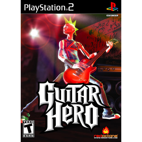 Guitar Hero (PS2) - Pre-Owned