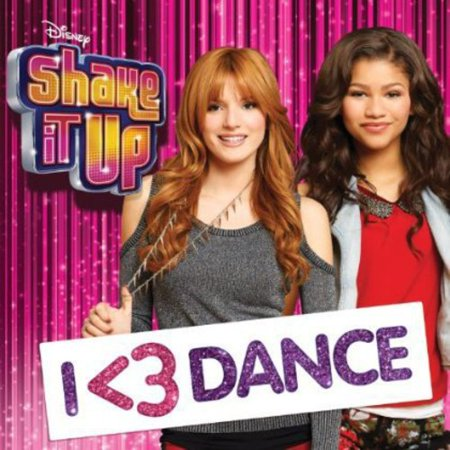 Various Artists - Shake It Up: I <3 Dance (Soundtrack) [CD]