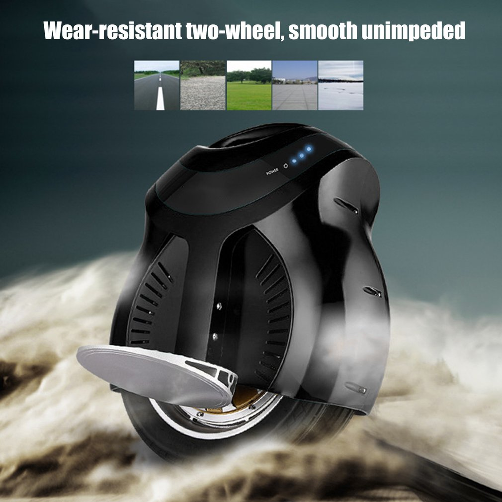 Electric Handheld Unicycle Self Balancing Scooter Travel ...