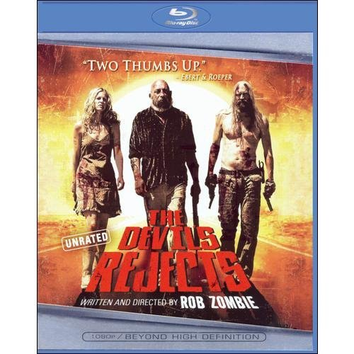 The Devil's Rejects (Unrated) (Blu-ray) (With INSTAWATCH)
