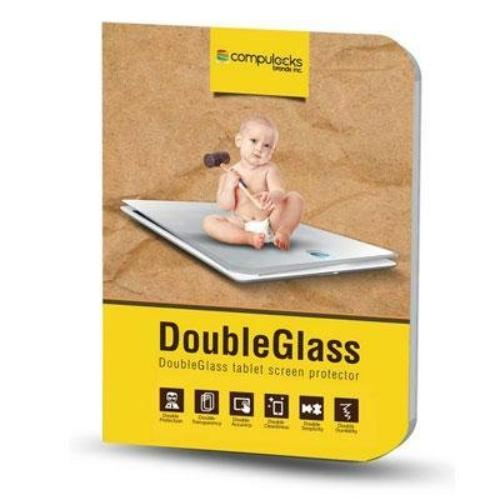 Compulocks Armored Glass Screen Protector - Anti-glare Screen - For Tablets And Smartphones Transparent - Iphone (dgsiph6p)