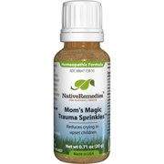 Native Remedies MTS001 Mom's Magic Trauma Sprinkles for Soothing Crying and Upset Children - 20g
