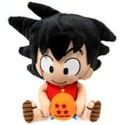 Naruto Goku as Luffy Plush