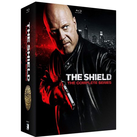 The Shield: The Complete Series (Blu-ray)